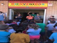 """P.E.S """"Maestro Juan de Avila se mueve"""""""